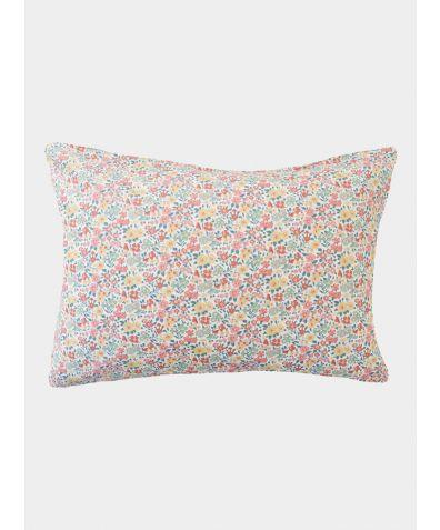 Liberty Print Pillowcase - Annabella Green