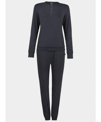 Women's Anti-Insect Sleepwear - Dark Grey