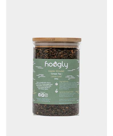Apple Strudel - Green Tea, 250g