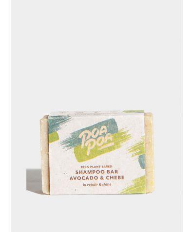 Avocado & Chebe Shampoo Bar, 100g