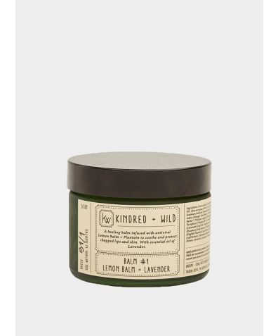 Lemon & Lavender Balm, 50gm