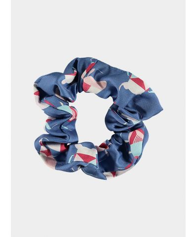 Organic Bamboo Scrunchie - Candy-Coloured Critters