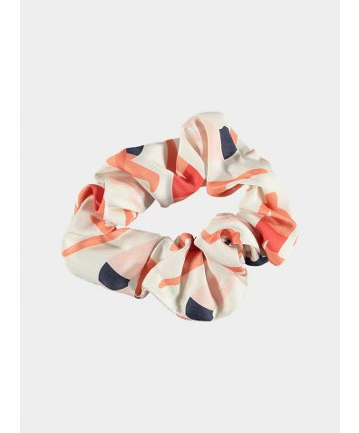 Organic Bamboo Scrunchie - Swim School