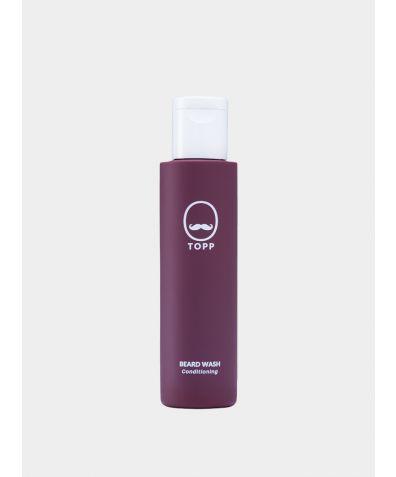 Men's Natural Beard Wash With Tea Tree & Lime, 75ml