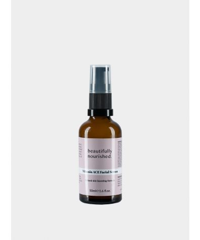 Beautifully Nourished's Vitamin ACE Facial Serum