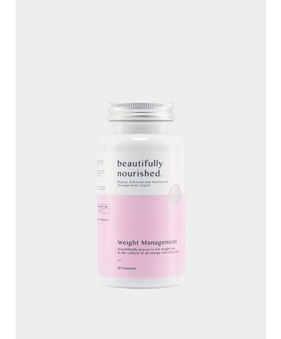 Beautifully Nourished's Weight Management (60 Tablets)