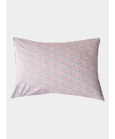 Liberty Print Pillowcase - Betsy Ann Pink