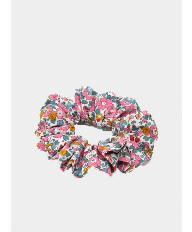 Liberty Print Hair Scrunchie - Betsy Ann