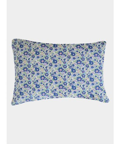 Liberty Print Pillowcase - Betsy Lilac