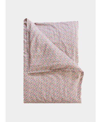 Liberty Print Duvet Cover - Betsy Ann Pink