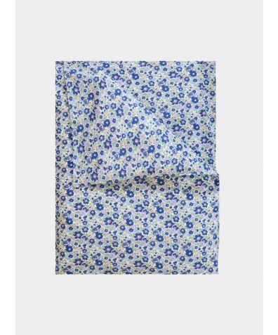 Liberty Print Duvet Cover - Betsy Lilac