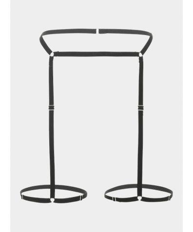 Arc Suspender Strap - Black