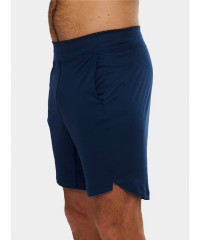 Men's Nattrecover® Sleep Tech Shorts - Stone Blue