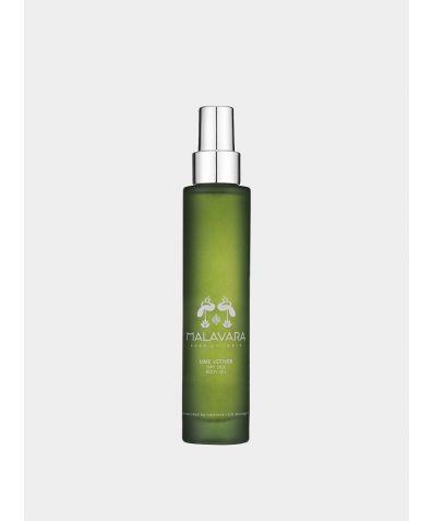 Lime Vetiver Dry Silk Body Oil, 100ml