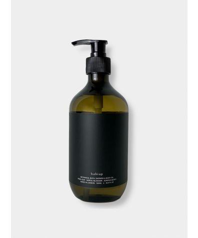 Botanical Bath, Shower & Body Oil, 500ml - Pine Leaf  Neroli Blossom  Juniper Berry