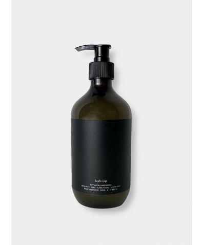 Botanical Hand Wash 500ml - Bergamot Rind, Ylang Ylang, Lemon Rind