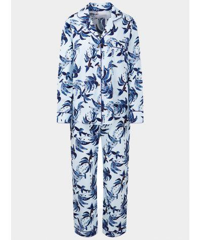 Women's Organic Cotton Pyjama Trouser Set - Búzios
