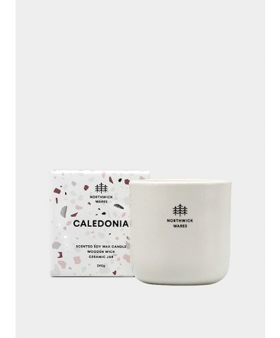 Soy Wax Candle - Caledonia
