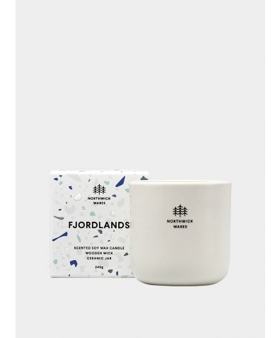Soy Wax Candle - Fjordlands