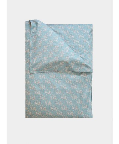 Liberty Print Bedding Set - Capel Turquoise