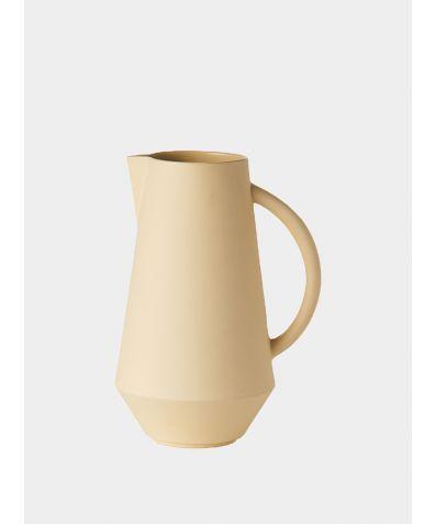 Unison Ceramic Carafe - Yellow