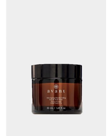 Anti-Ageing Glycolic Lifting Face & Neck Mask, 50ml