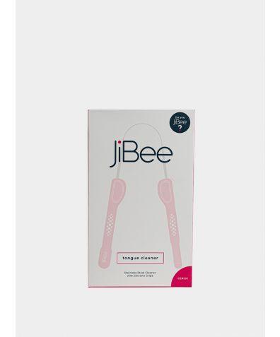 JiBee Tongue Cleaner - Cerise