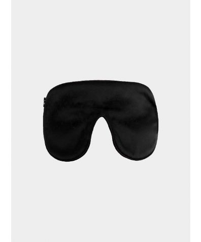 Silk Sleep Mask - Charcoal