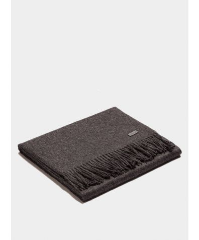 Plaid Exclusive Blanket - Charcoal