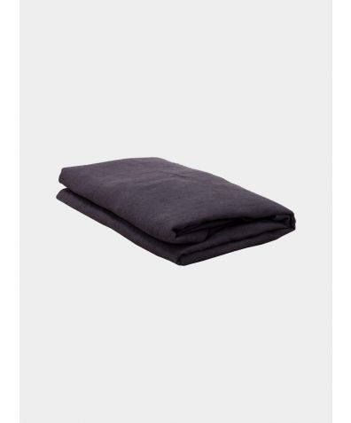 Lisbon Linen Pillowcases (Pair) - Slate Grey