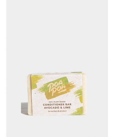 Avocado & Lime Conditioner Bar, 100g