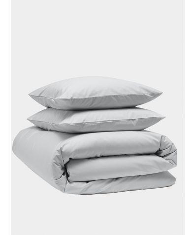 Classic 300 Thread Count Cotton Bedding Bundle - Dove