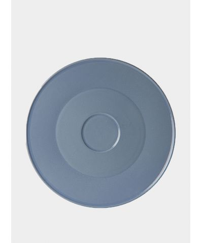 Unison Ceramic Large Plate (Set of 4) - Cloud Blue