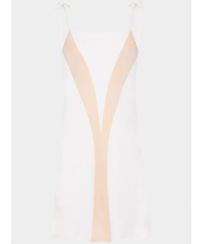 SeaCell® Coral Reef Dress - White