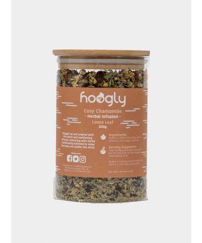 Cosy Chamomile Tea - Herbal Infusion, 250g