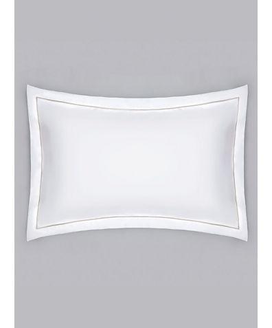 Gensho 600 Thread Count Cotton Oxford Pillowcase