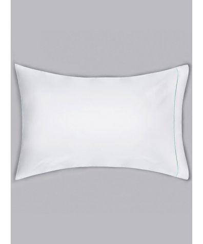 Jinshu 300 Thread Count Cotton Housewife Pillowcase - Green
