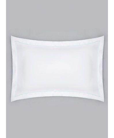 Jinshu 300 Thread Count Cotton Oxford Pillowcase - Green