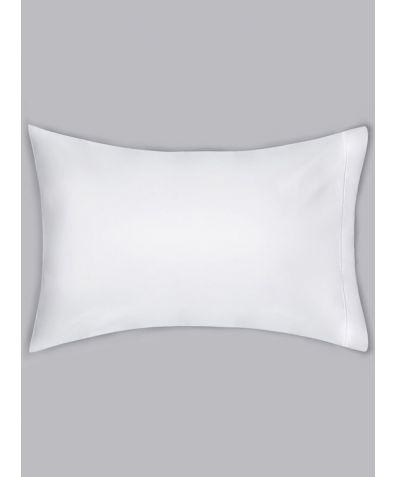 Kissen 220 Thread Count Cotton Housewife Pillowcase - White
