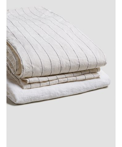 Linen Basic Bundle - Luna Stripe