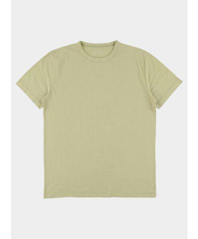 Crew Neck T-Shirt - Sponge