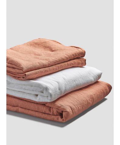 Linen Basic Bundle - Burnt Orange