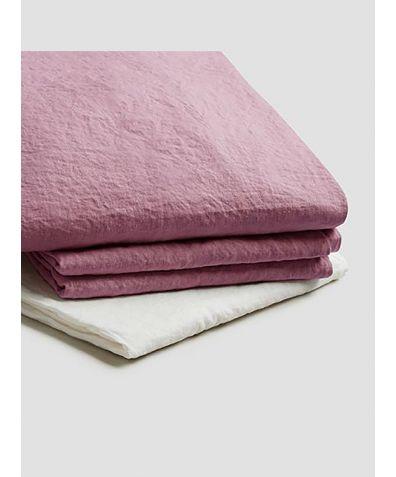 Linen Basic Bundle - Raspberry