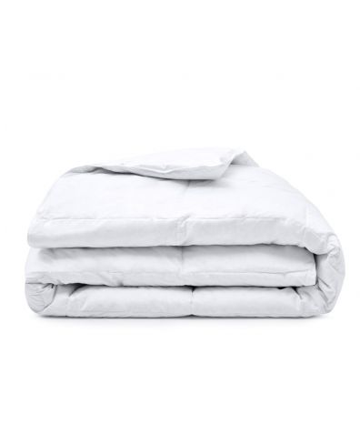 All-Natural Duck Down-Filled Winter Duvet - 10.5 Tog