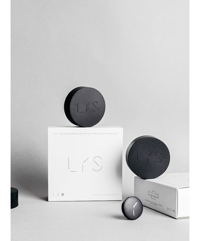 LYS Button – Good Sleep Starts With Bright Days