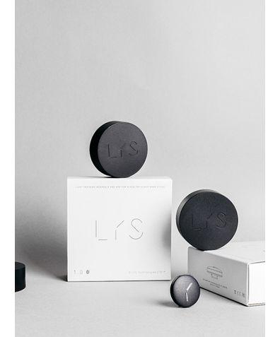 LYS Button – Good Sleep Starts With Bright Days