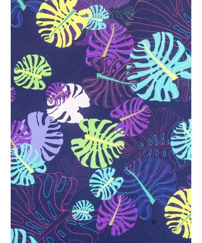 Ultra Violet Tropic Wallpaper