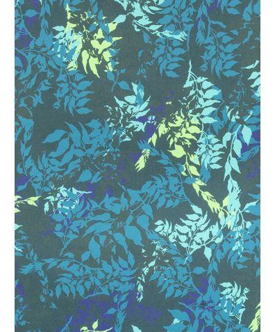 Wisteria Jungle Wallpaper