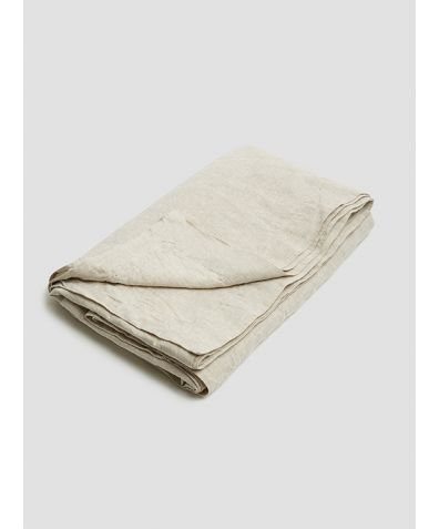 Linen Tablecloth - Oatmeal