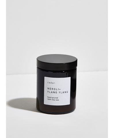 Soy Wax Candle - Neroli + Ylang Ylang, 300ml